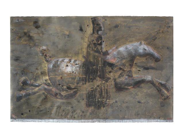 Deborah Margaret Bell (South African, born 1957) Road to Damascus