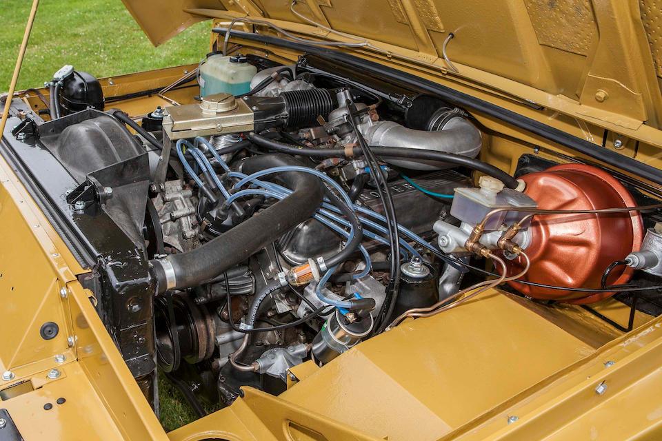 Range Rover  4x4 break 1975