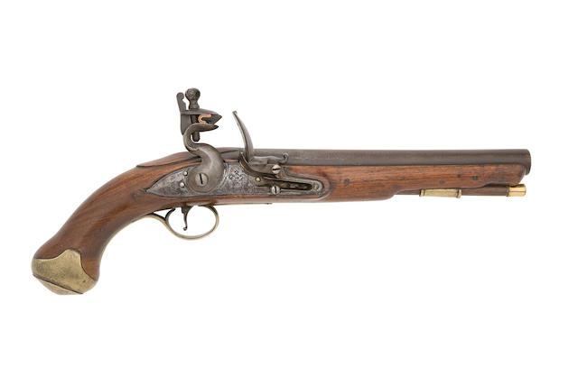 A 16-Bore Flintlock Light Dragoon Service Pistol