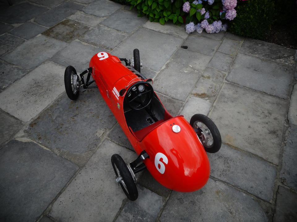 2014 Cisitalia D46 Half-scale Child's Car  Chassis no. D46 001