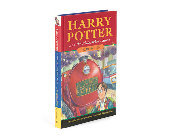 ROWLING (J.K.) Harry Potter & the Philosopher's Stone, FIRST EDITION, FIRST ISSUE, Bloomsbury, 1997