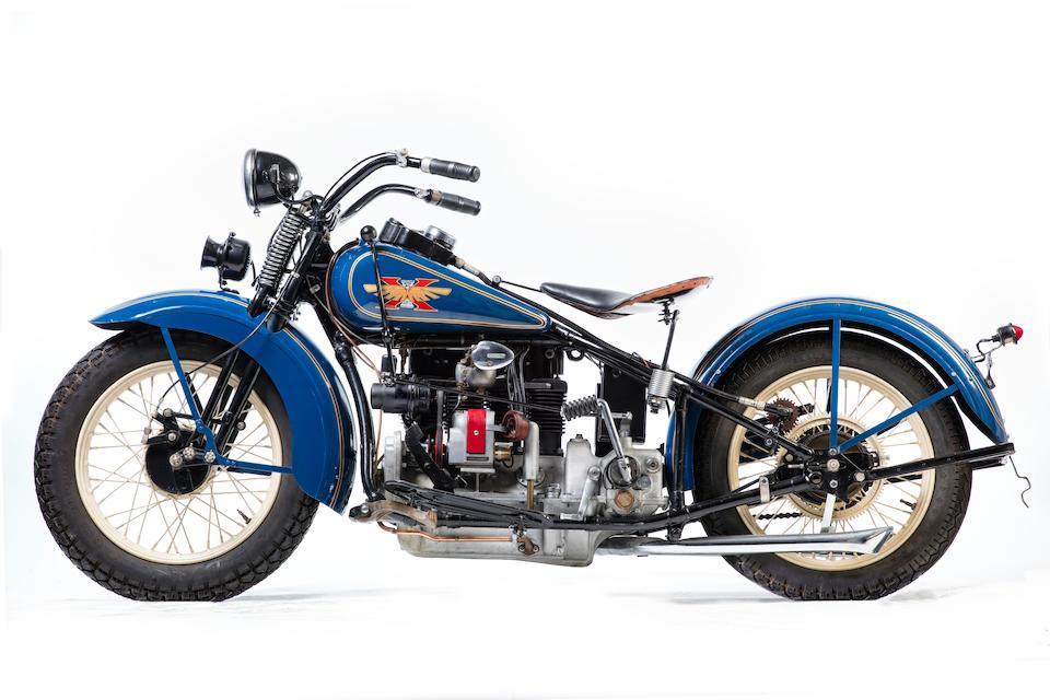 1931 Henderson 1,301cc KJ Four Frame no. 2537 Engine no. KJ30694