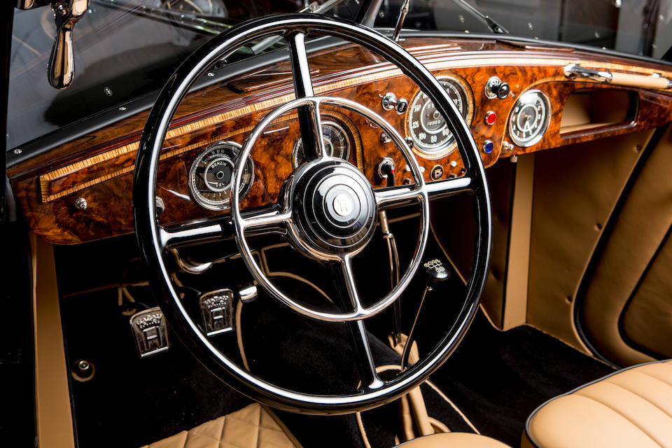 Horch 853A Sportcabriolet 1938