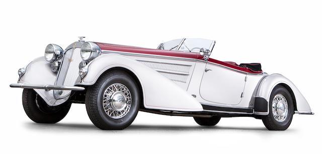 Horch 853 Spezialroadster vers 1937