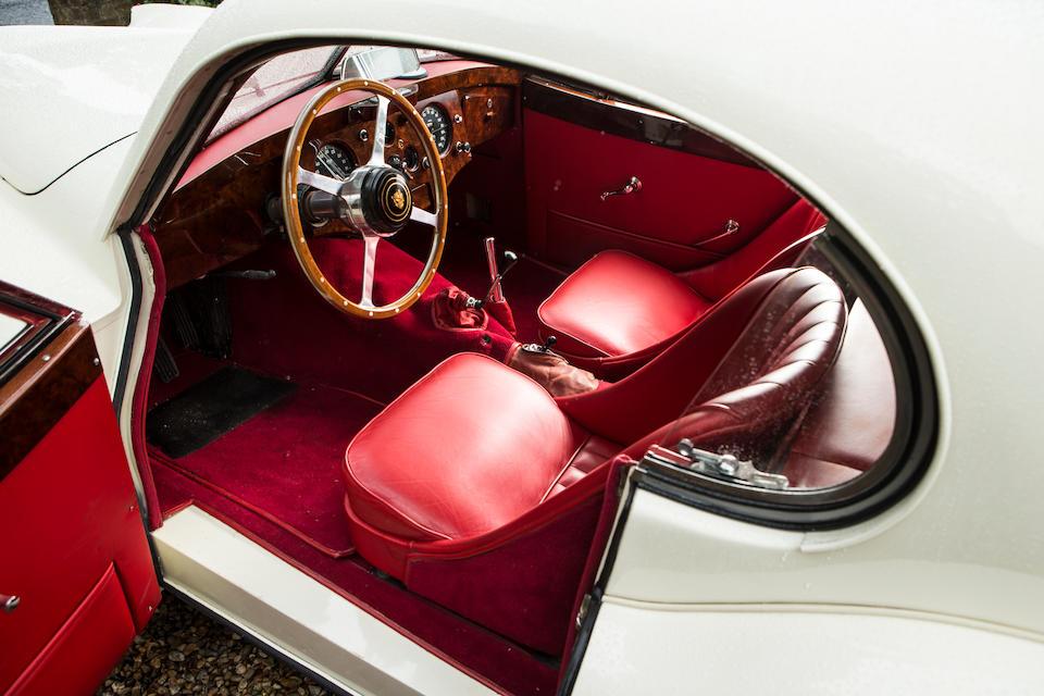 1952 Jaguar XK120 Coupé  Chassis no. 679368