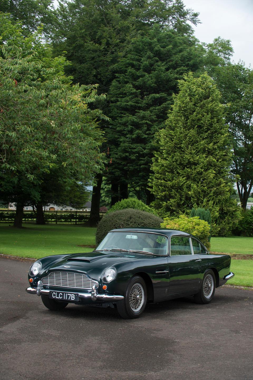 1964 Aston Martin DB5 Saloon  Chassis no. DB5/1784/R