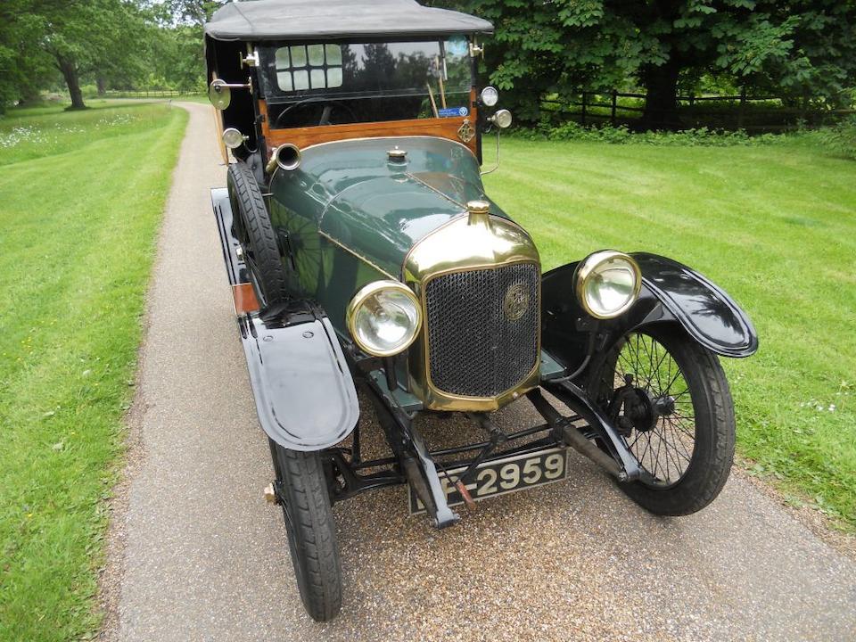 1919 Le Zebre Type D  Chassis no. D20 6744
