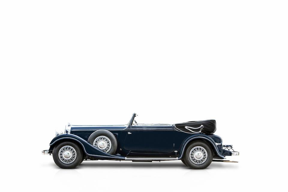 Horch 780 B cabriolet 1934