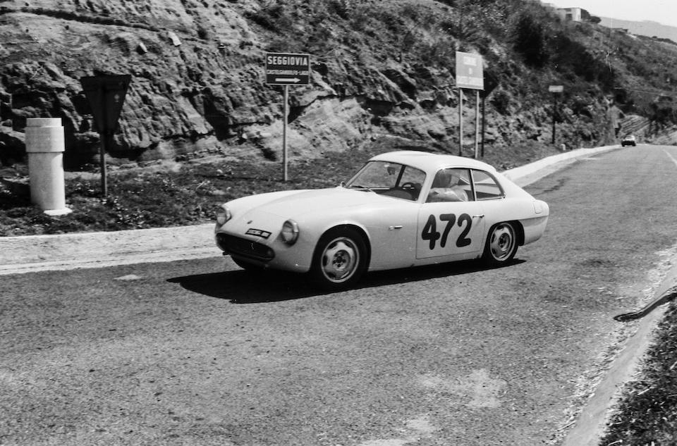 OSCA 1600 GT Coupé 1964