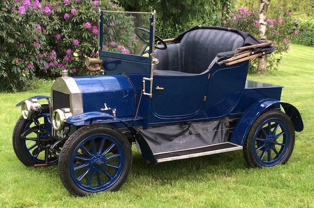 1909 Little Briton  Chassis no. HH 47