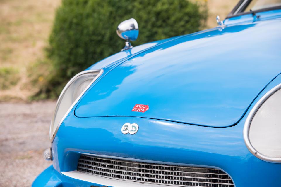 1991 Mille Miglia rerun participant,DB Panhard HBR 5 Coupé 1958