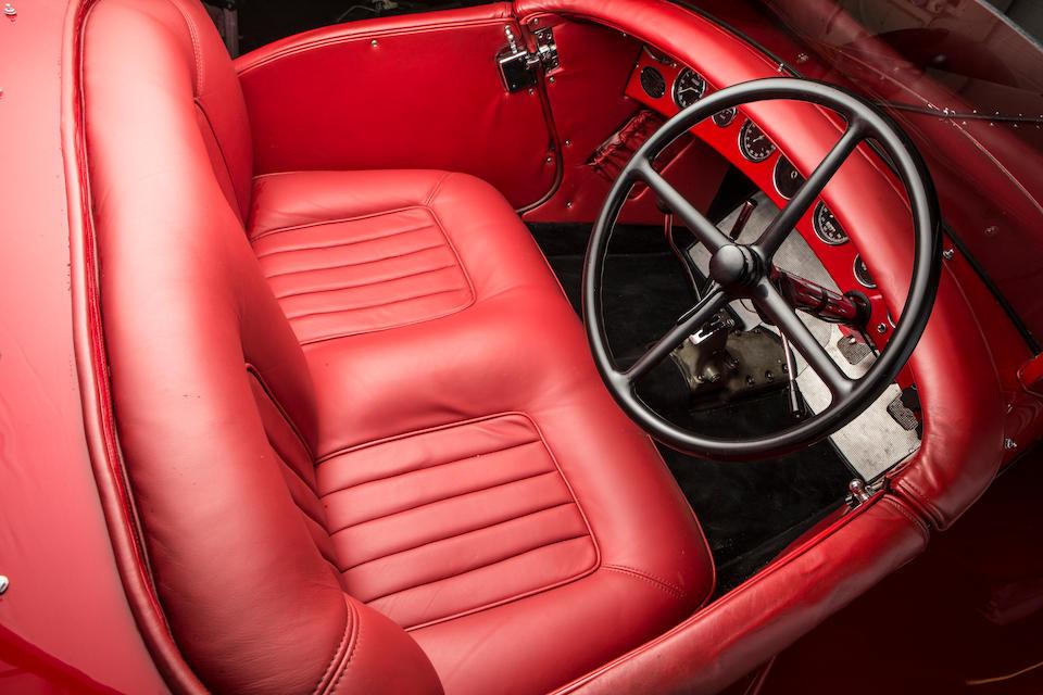1932 Alfa Romeo 6C 1750 5th Series Gran Turismo Compressore  Chassis no. 101014946