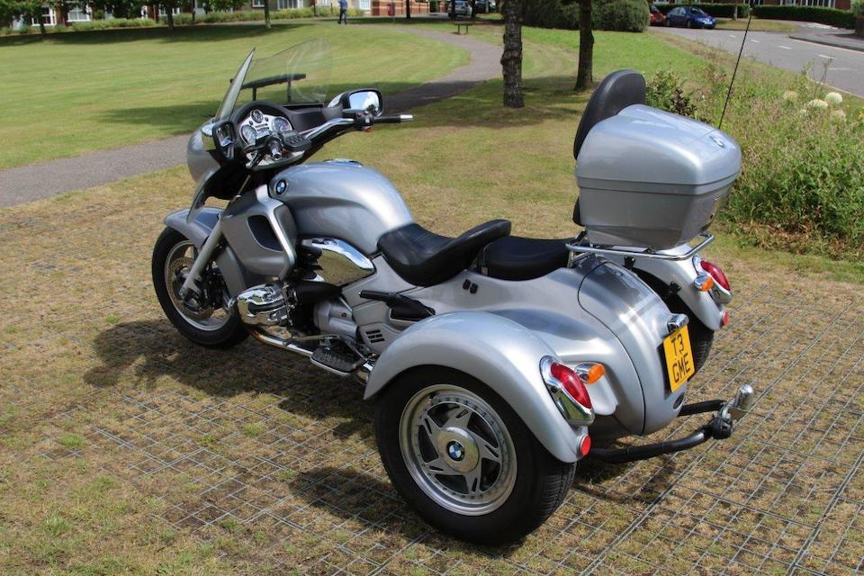 2004 Grinnall-BMW R1200 Trike Frame no. WB10442A94ZJ17558 Engine no. 39090087