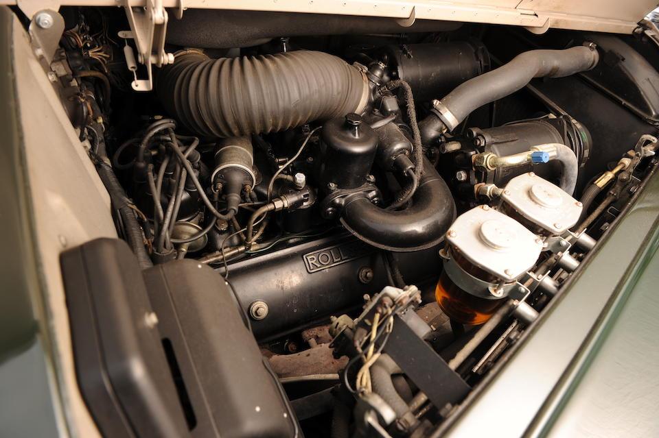 Rolls-Royce Silver Cloud III cabriolet 1965
