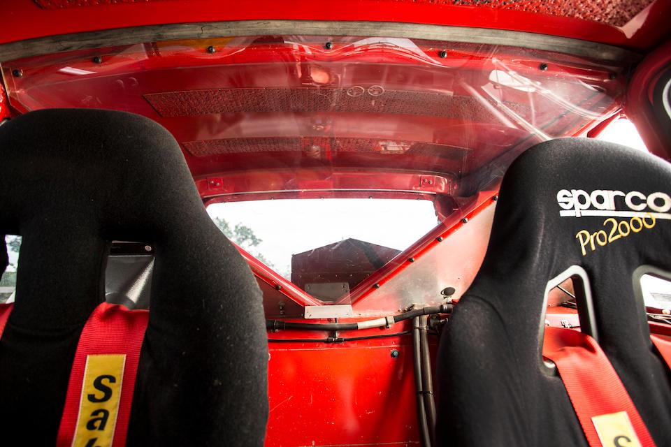 1985 MG Metro 6R4 Group B Rally Car  Chassis no. SAXXRWNP7AD570124
