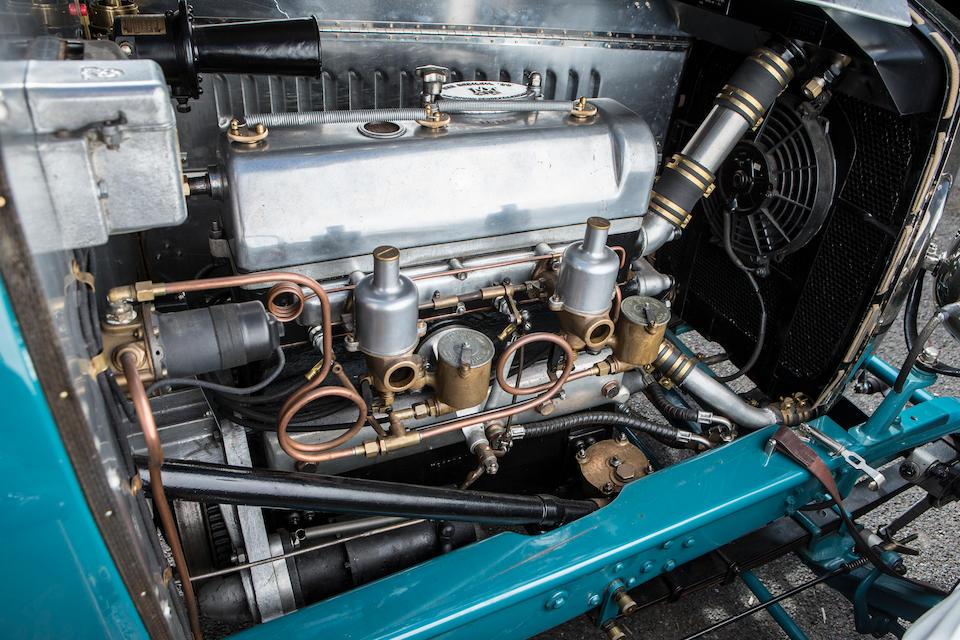 1925 Renwick & Bertelli 1½-Litre Sports 'Buzzbox'  Chassis no. R&B1