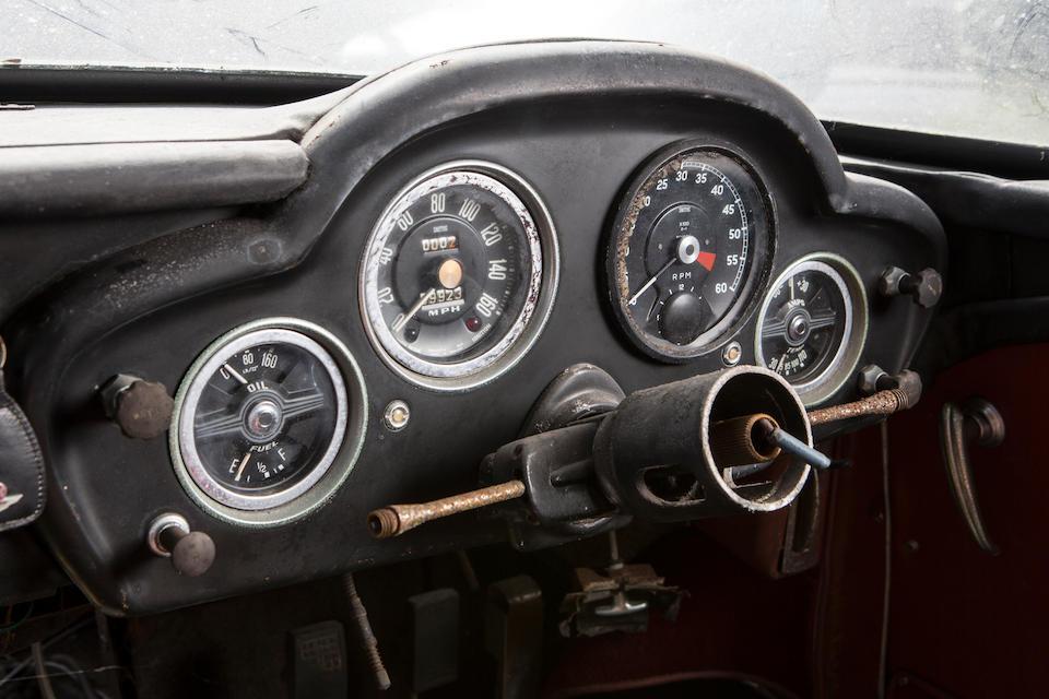 1959 Aston Martin DB4 'Series I' Sports Saloon Project  Chassis no. DB4/178/R