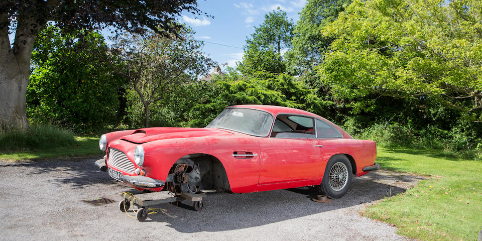 1959 Aston Martin DB4 'Series I' Sports Saloon Project  Chassis no. DB4/178/R