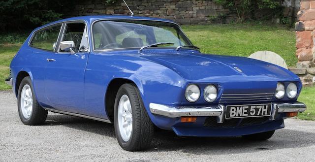 1970 Reliant Scimitar GTE Sports Estate  Chassis no. 450979