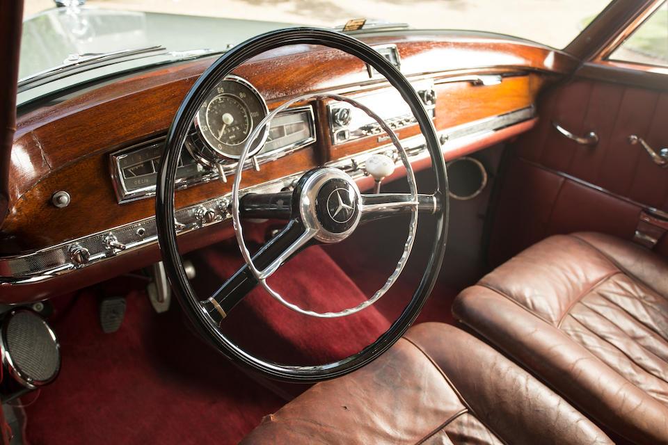1953 Mercedes-Benz 300 S Coupé  Chassis no. 00196/53