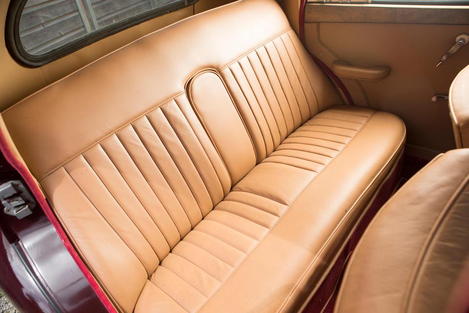 1951 Wolseley Six Eighty  Chassis no. AAE14/1861