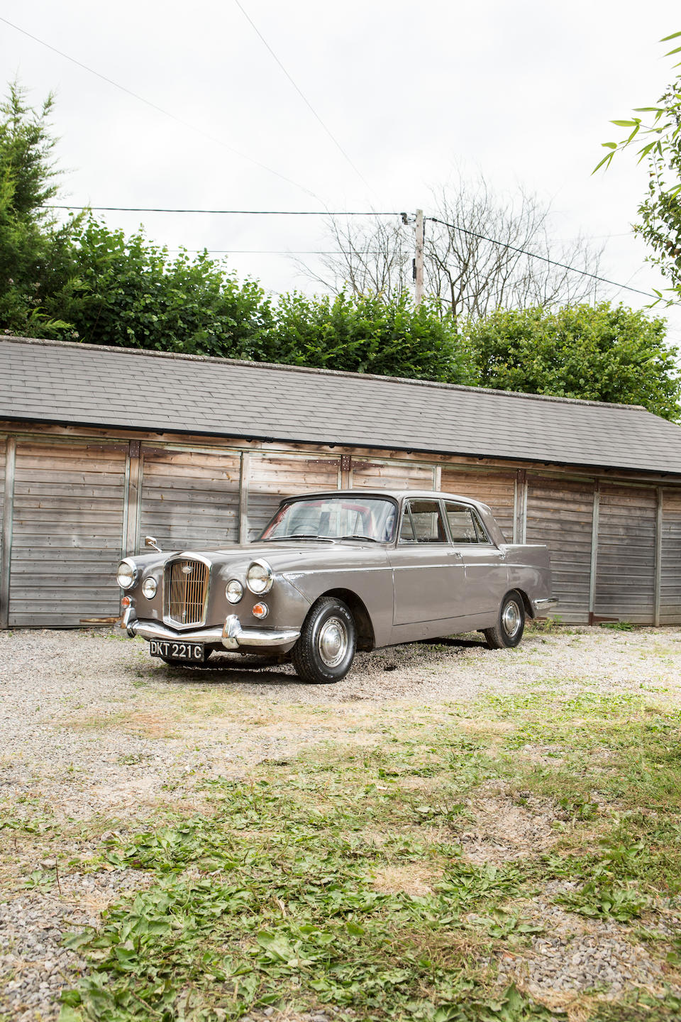 1965 Wolsely 6/110 Mark II Saloon  Chassis no. W/BS331256