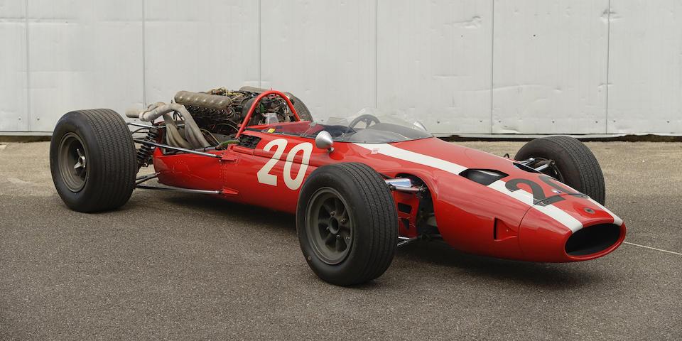 c.1966 Cooper-Maserati T81 Single-Seater  Chassis no. F1 5 66 Engine no. 9/007