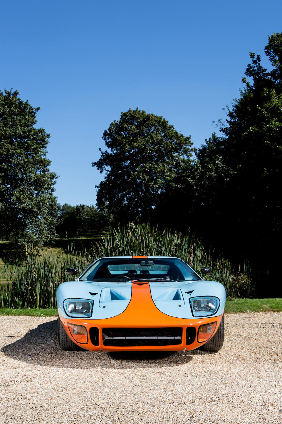 1987 Safir GT40 Mark V Coupé  Chassis no. GT40-P-1119
