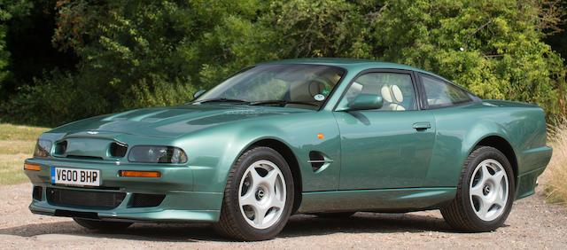 2000 Aston Martin Vantage Le Mans V600 Coupé  Chassis no. SCFDAM2S6XBR70245