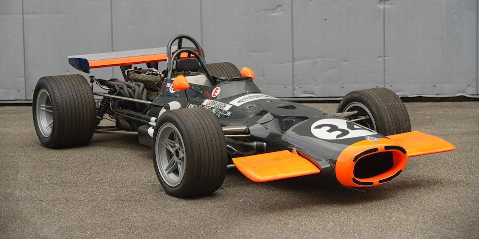 1968 BRM P133 Single-Seater