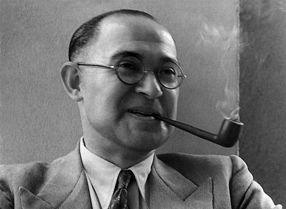 Mahmoud Said (Egypt, 1897-1964) L'île Heureuse