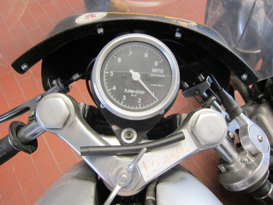 c.1957 Norton Norton Manx Model 40 Racing Motorcycle Frame no. 10M 77290 Engine no. J11M2 57113