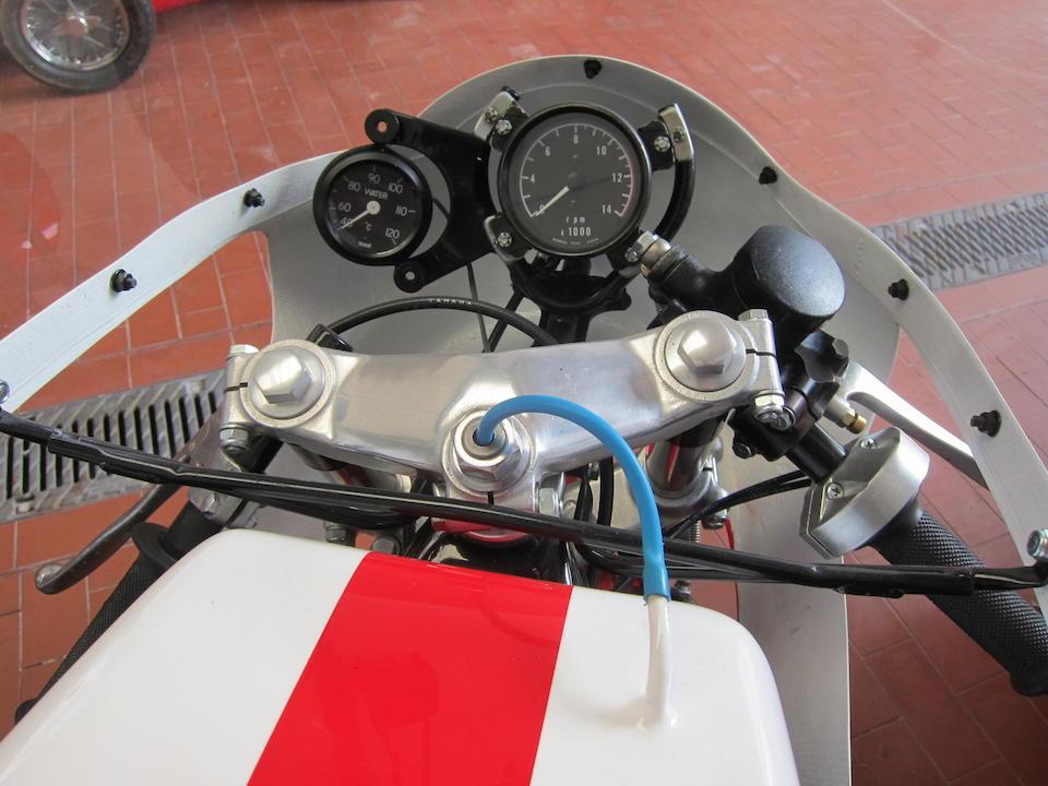 c.1977 Yamaha TZ350F Frame no. 383 99431 Engine no. R5-994312