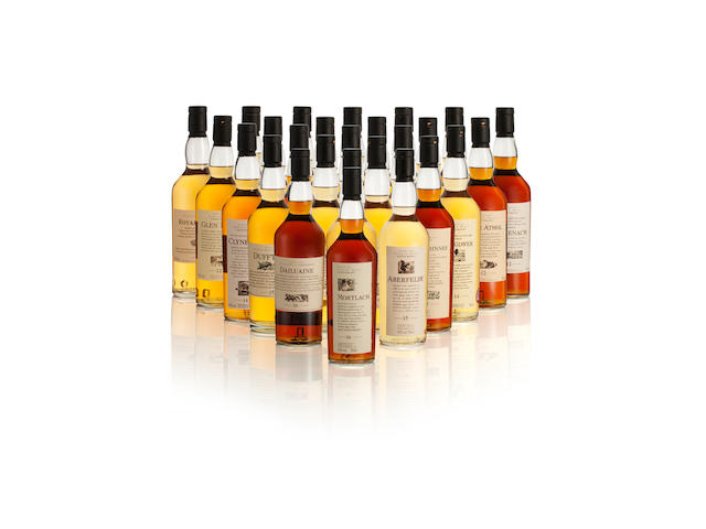 The Flora & Fauna Collection of 26 bottles comprising (26):