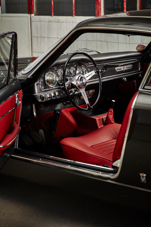 1963 Maserati Sebring 'Series I' Coupé  Chassis no. AM 101 02105 Engine no. AM 101 02105