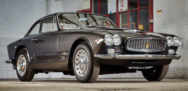 1963 Maserati Sebring 'Series I' Coupé  Chassis no. AM 101 02105 Engine no. AM 101 02105