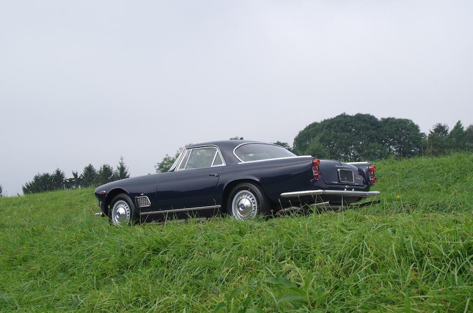 1962 Maserati 3500 GTI Coupé  Chassis no. AM101.2290 Engine no. AM101.2290