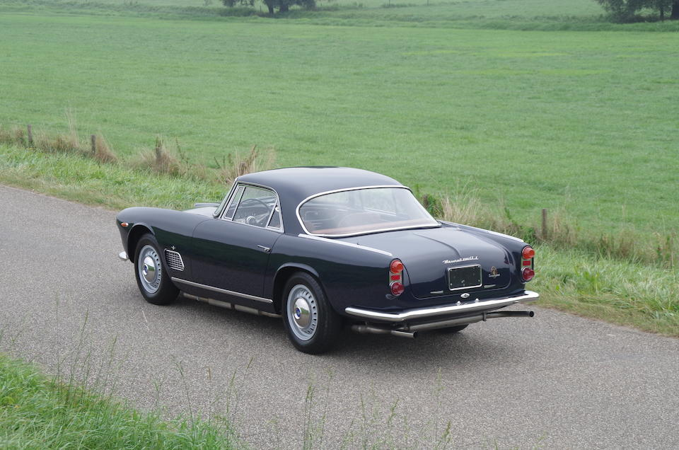 1962 Maserati 3500 GTI Coupé  Chassis no. AM101.2290 Engine no. AM101.2290
