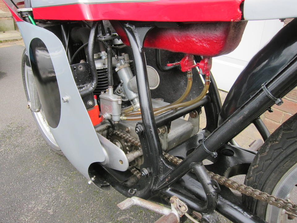 Bonhams : 1964 Bultaco 125cc TSS125 Frame no  M100-110-6