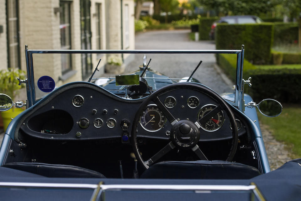 1937 AC 16/80hp 'Short Chassis' Competition Sports  Chassis no. L525 Engine no. UBS7 492