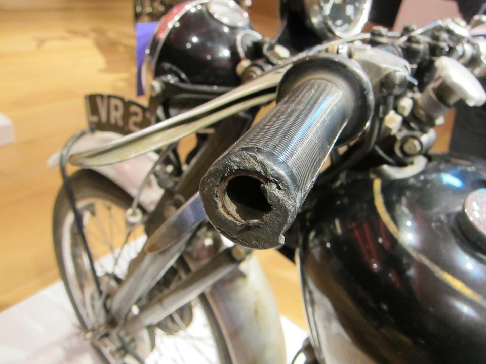 1951 Vincent 998cc Series-C Black Shadow Frame no. RC8064B Engine no. F10AB/1B/6164