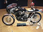 1968/2004 Egli-Vincent 998cc Frame no. EV461 Engine no. F10AB/1B/EV451