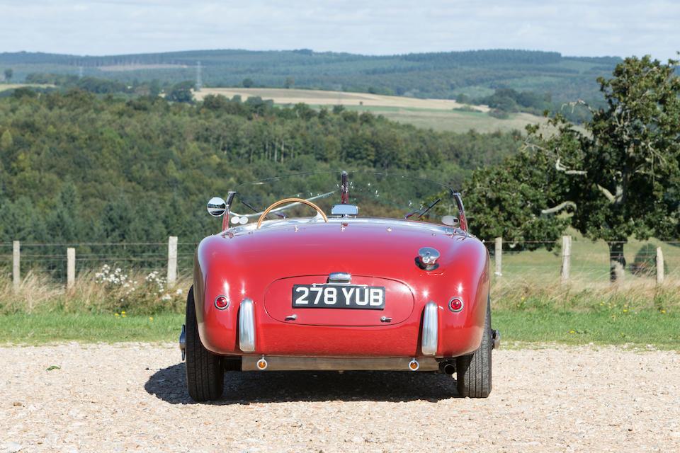 1952 SIATA Daina Gran Sport Type A Barchetta  Chassis no. SLO216