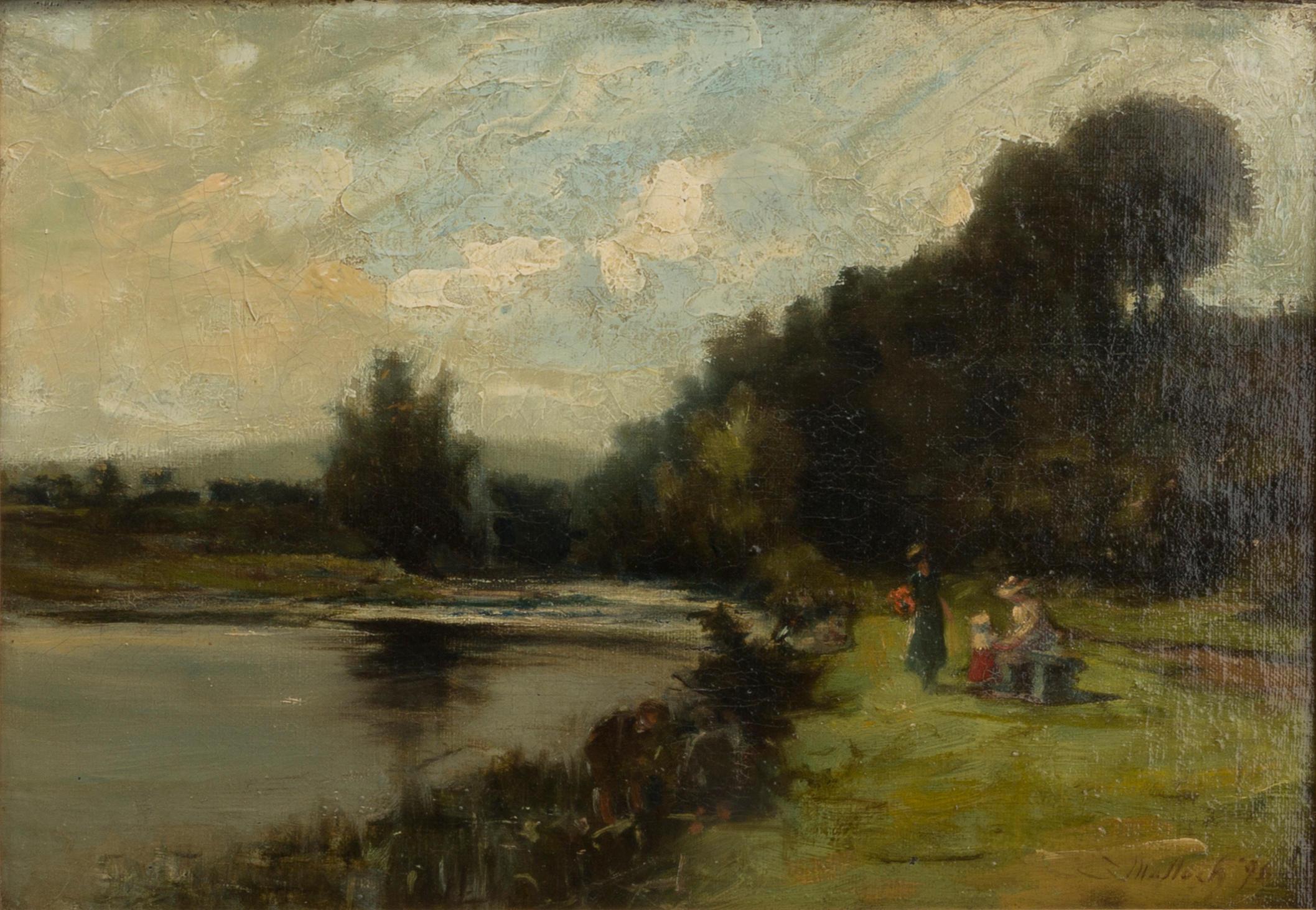 Stirling Malloch (Scottish, 1865-1901)