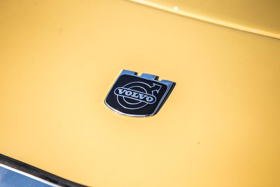 1972 Volvo P1800E Coupé  Chassis no. 184352U