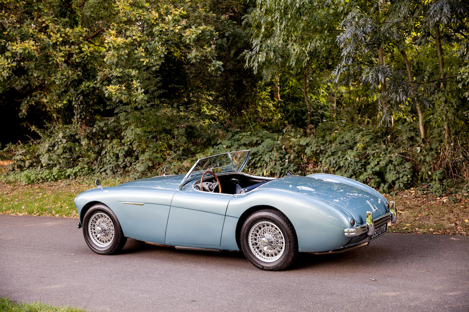 1955 Austin-Healey 100 Roadster  Chassis no. BN-L/224927