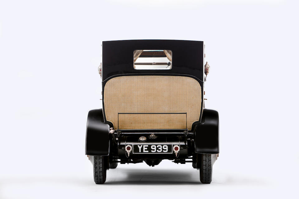 1926 Rolls-Royce 40/50hp Phantom I Brougham de Ville 'The Phantom of Love'  Chassis no. 76TC