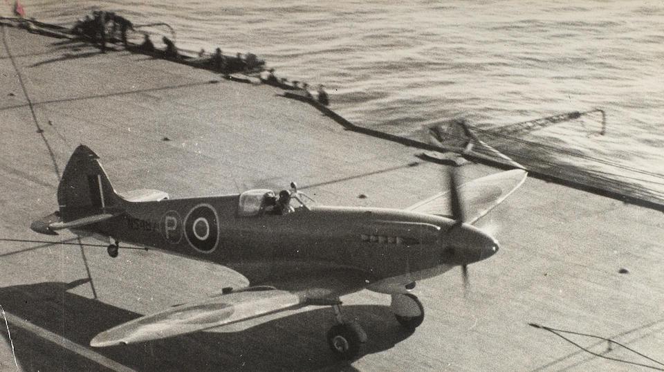 "The Historically Important Post War C.B.E., Second World War D.S.C., Post War A.F.C., group of seven to Captain Eric ""Winkle"" Brown, Fleet Air Arm,"