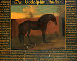 Daniel Quigley (Irish, active 18th Century) The Godolphin Arabian