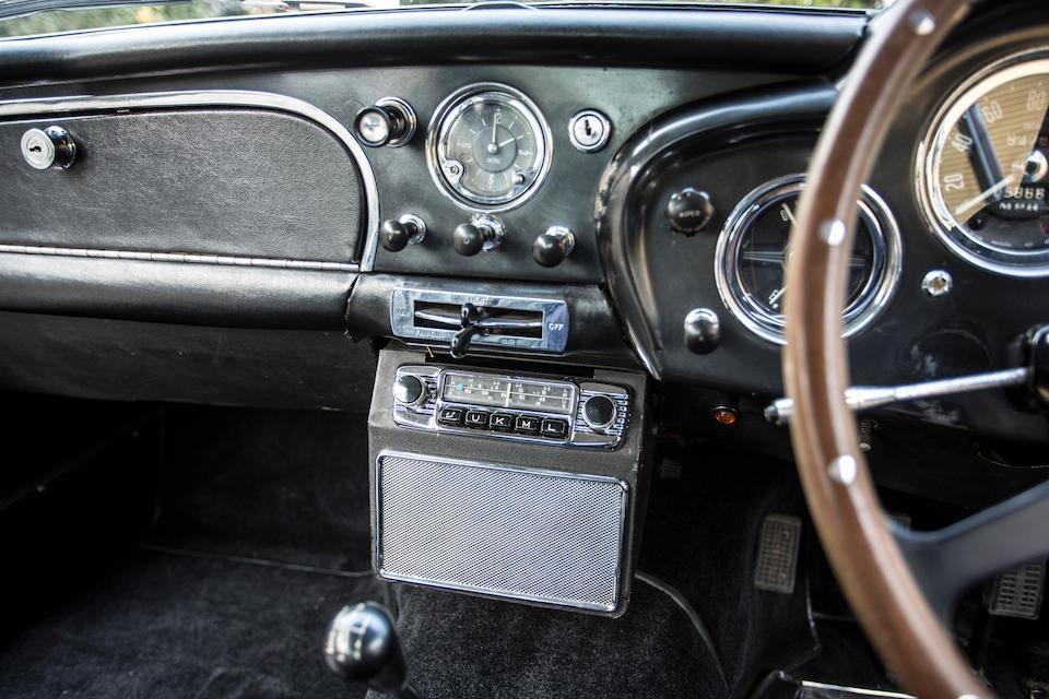 1960 Aston Martin DB4 'Series II' Sports Saloon  Chassis no. DB4/474/R